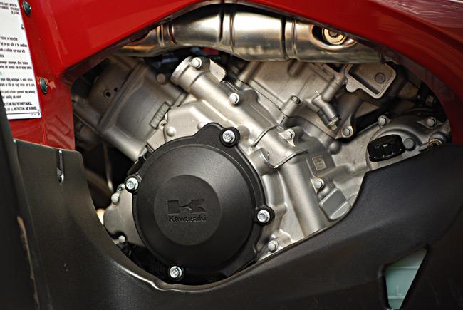 Kawasaki Brute Force 750i Utv Action Magazine
