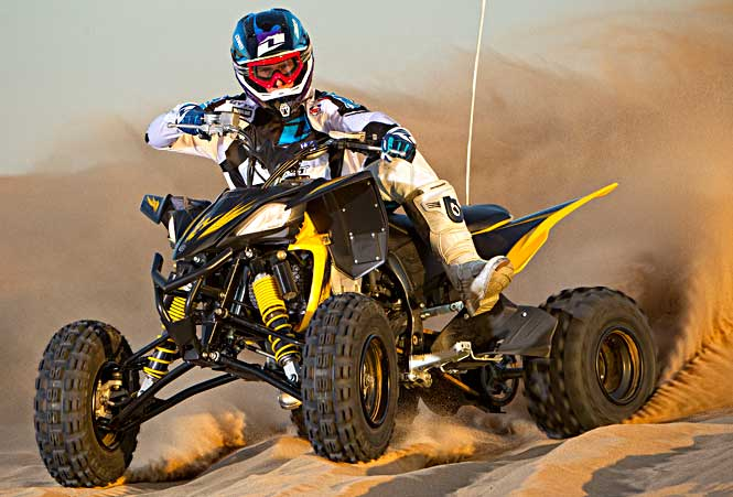 TEST: YAMAHA YFZ450R SE, Are you good enough for it? | UTV Action