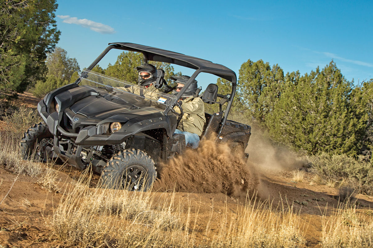 Yamaha Viking 700 Tactical Edition Utv Action Magazine