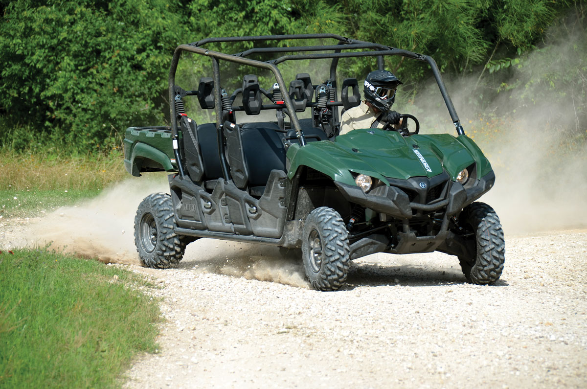 2015 yamaha viking vi utv action magazine for Yamaha 700 viking