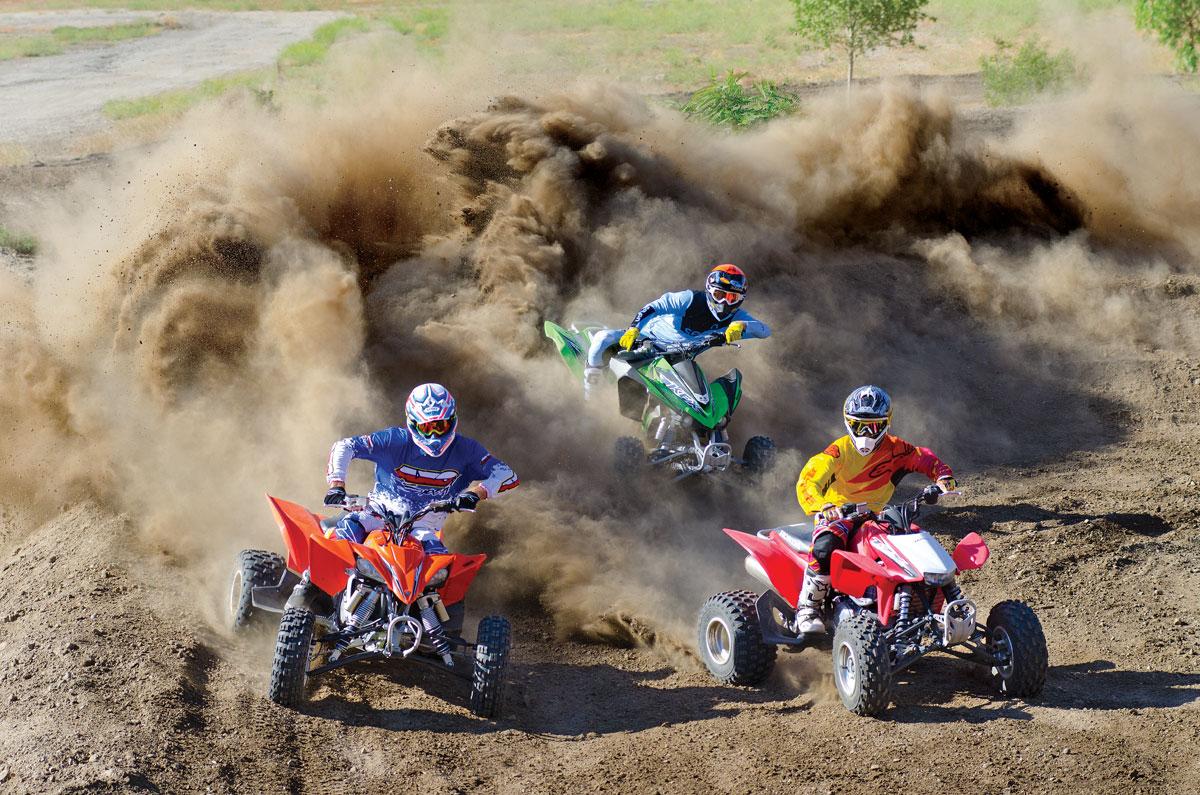 2014 450 Sport Shootout | UTV Action Magazine