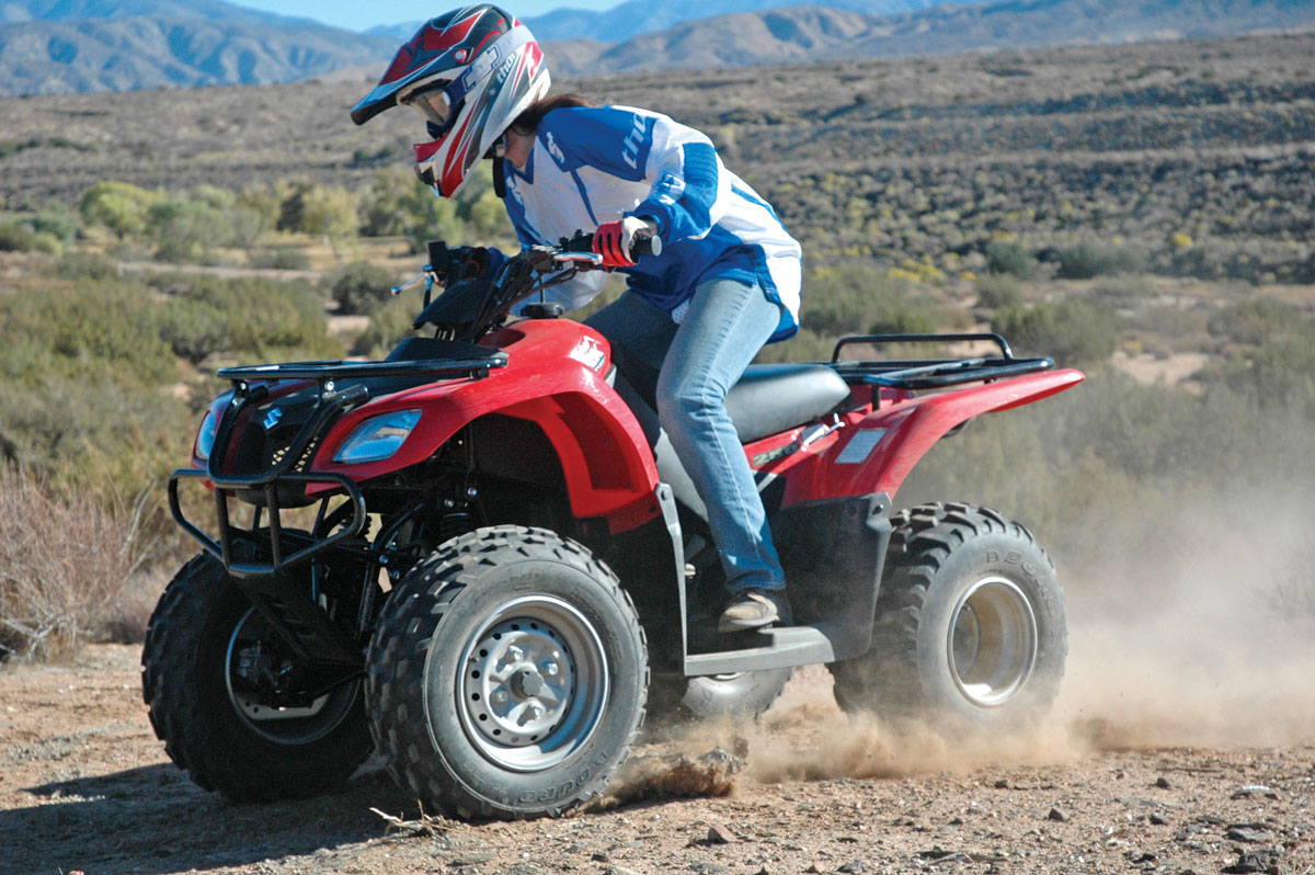2013 honda recon es review