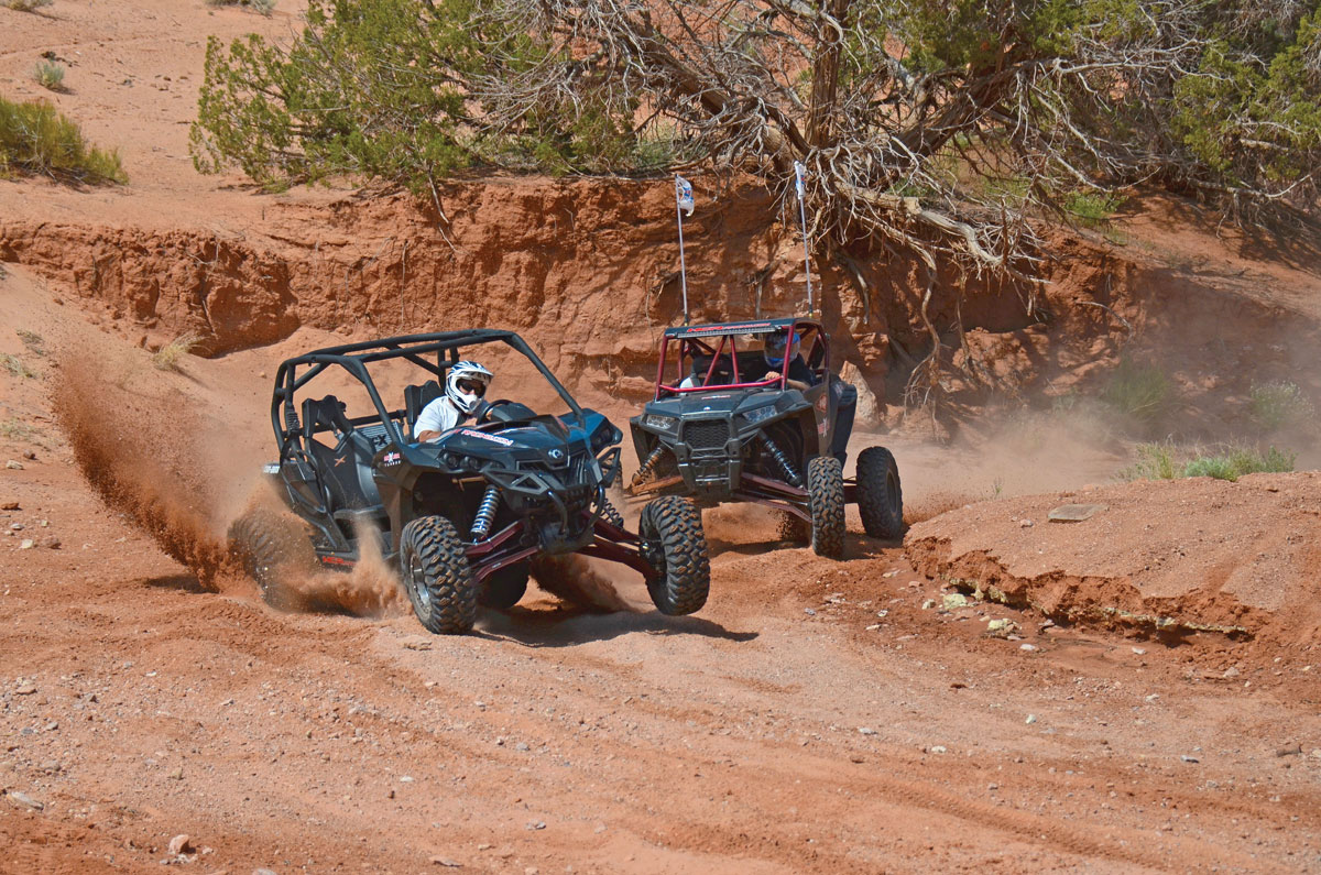 Modified Shootout - Maverick vs  RZR | UTV Action Magazine