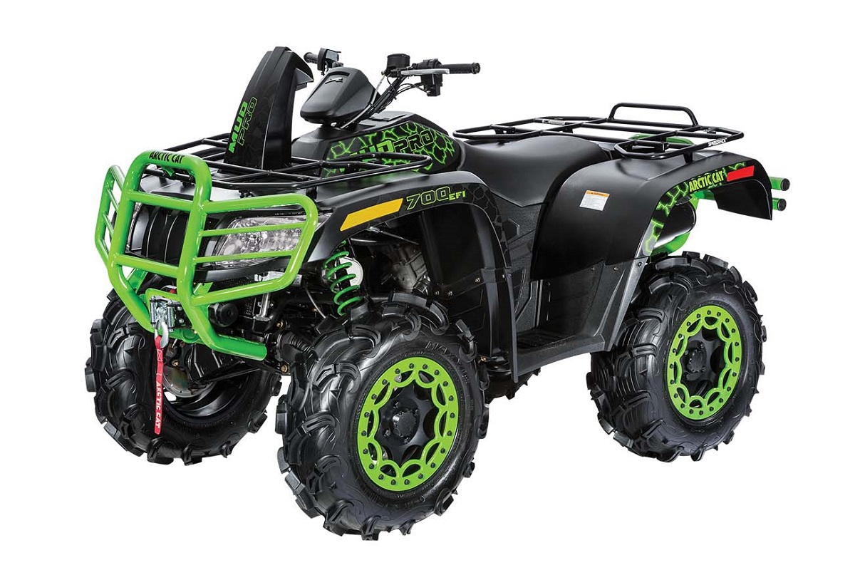 Are Arctic Cat Atvs Good