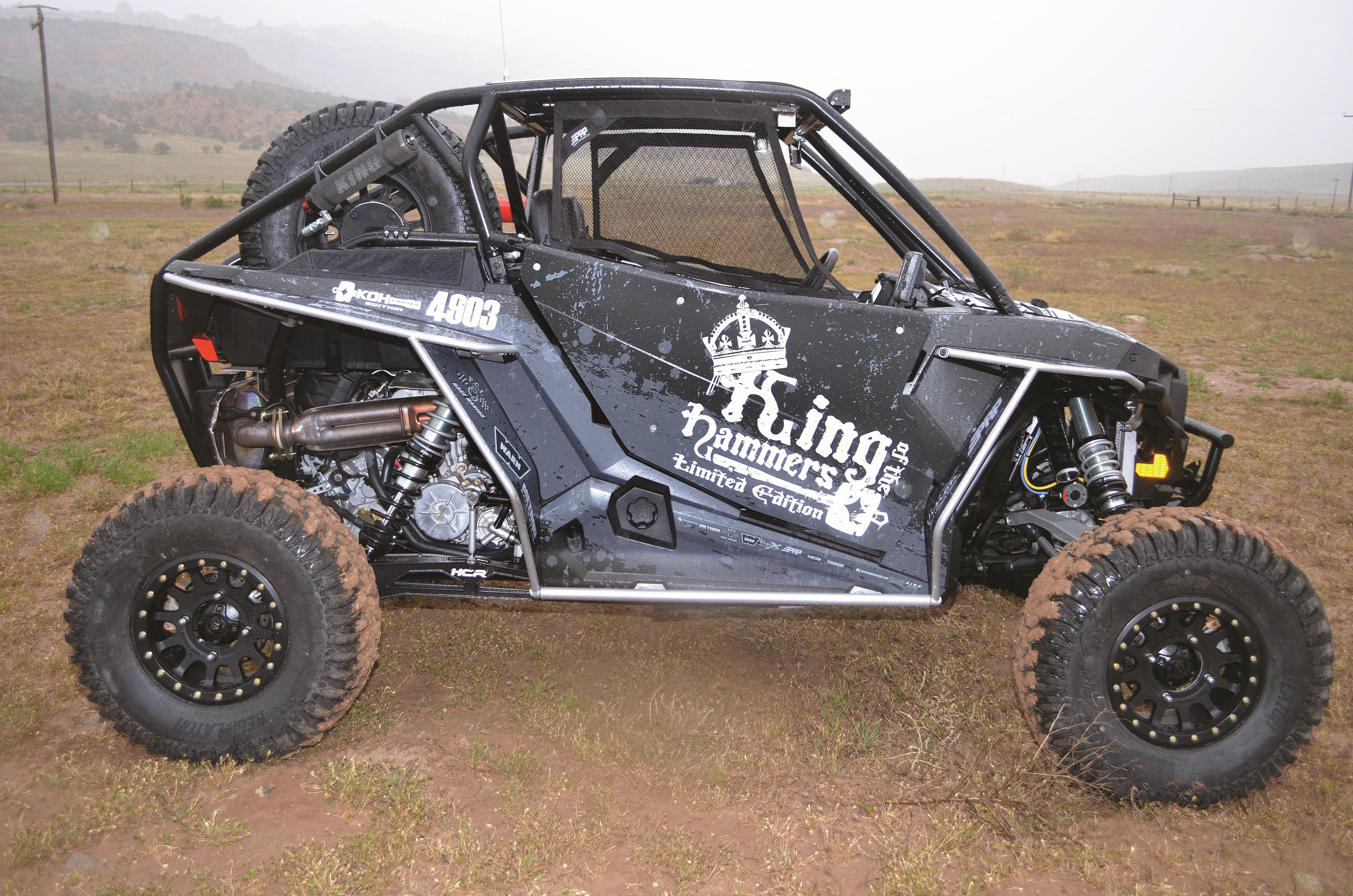 KOHLE9_DSC_2318 & PROJECT MACHINE: HCR Racing KOH RZR XP 1000 LE | UTV Action Magazine
