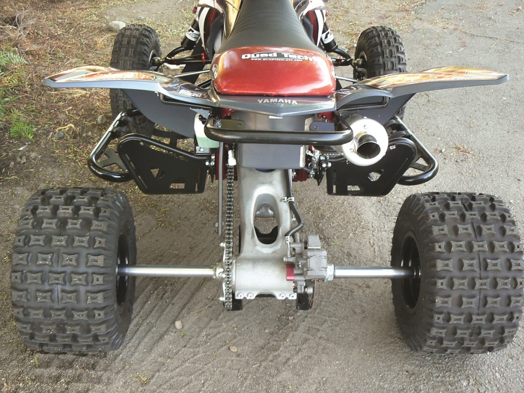 HOW-TO: Top 10 YFZ450 Hop-up Tips | UTV Action Magazine