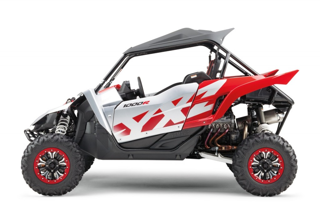 Yamaha S Yxz1000r The World First And Only Pure Sport Sxs Wolverine A New Standard In Off Road Capability Comfort Both Receive Se
