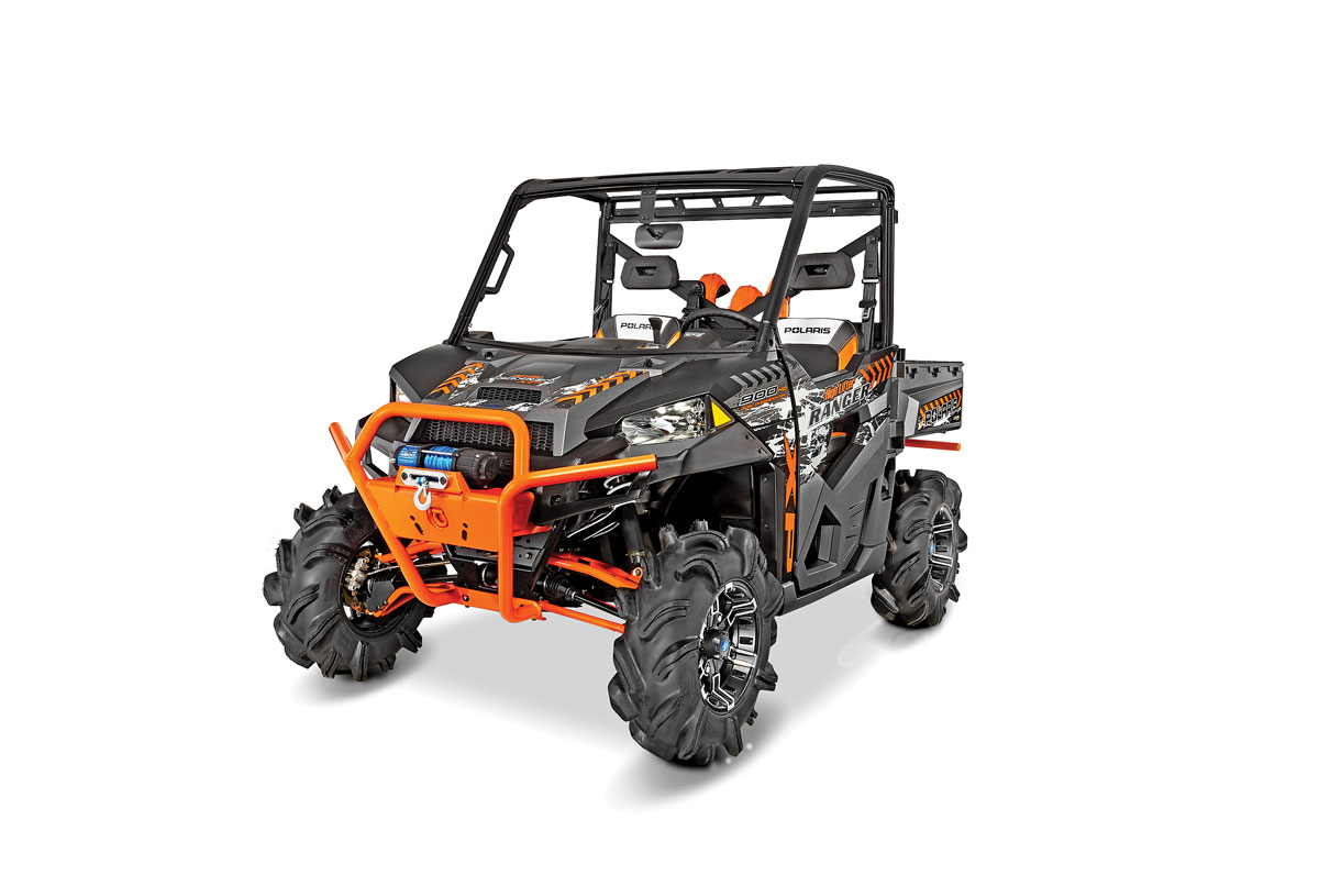 BUYERS GUIDE High Performance Recreational Utility UTVs