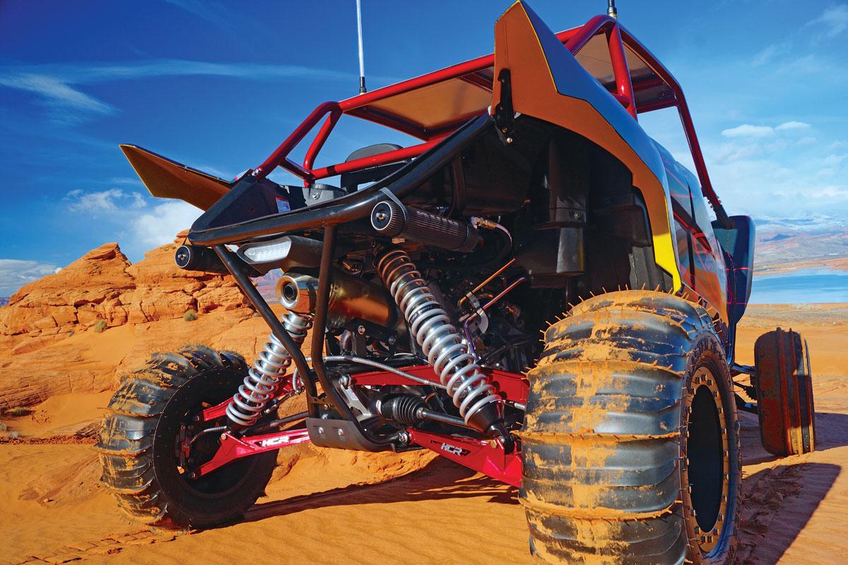 HCR Racing long-travel YXZ1000R build | UTV Action Magazine