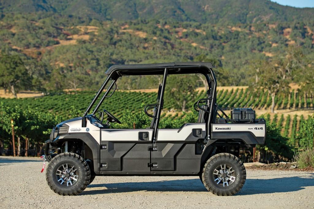 Kawasaki Mule Pro Fxt Oil Type