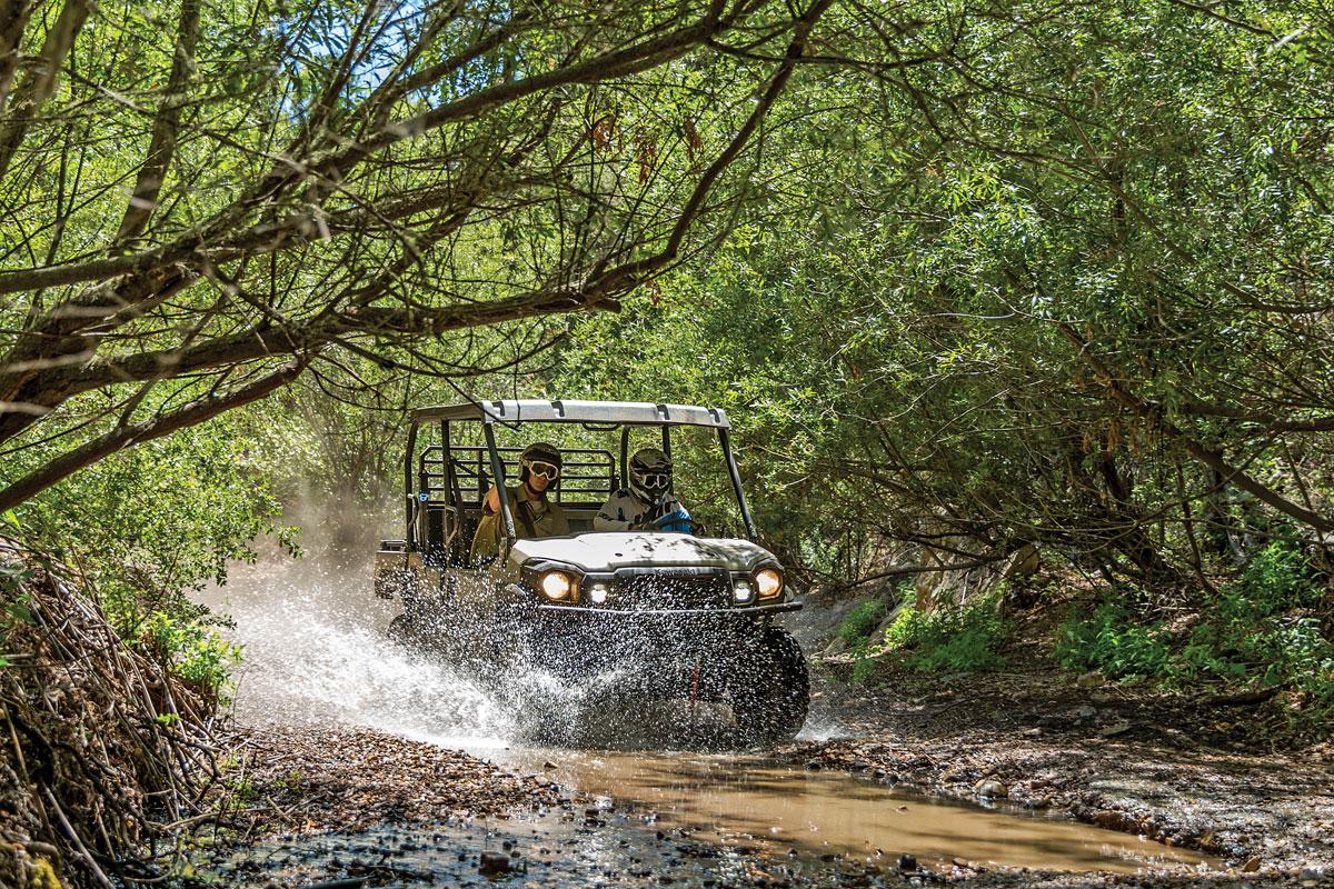 Kawasaki Mule Pro-FXT Ranch Edition test | UTV Action Magazine