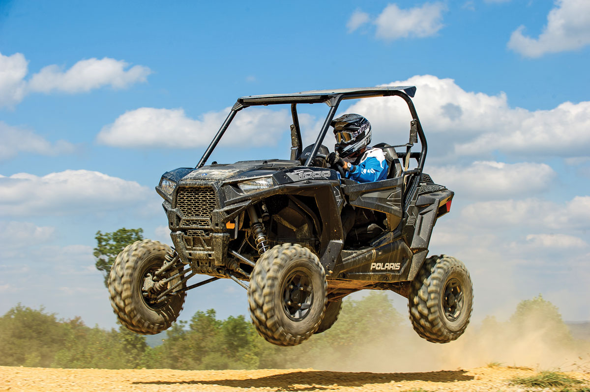 2016 Polaris Rzr S 1000 Test