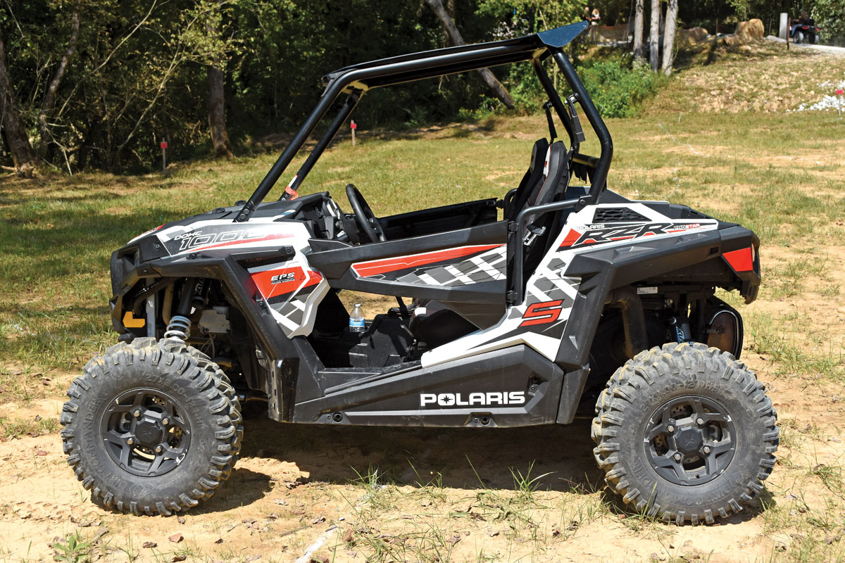 2016 POLARIS RZR S 1000 TEST | UTV Action Magazine