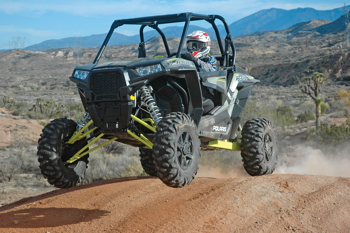 2016 Polaris Rzr Xp 1000 Eps Test