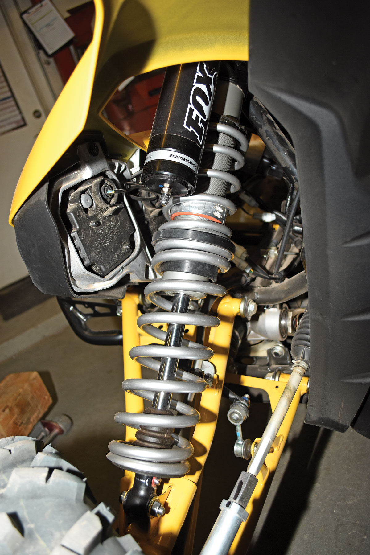 BETTER YXZ1000R SUSPENSION - Shock Therapy YXZ1000R Shock RX