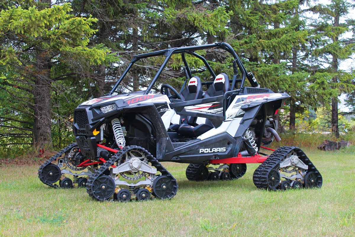 Snow Track Kit Buyers Guide Utv Action Magazine