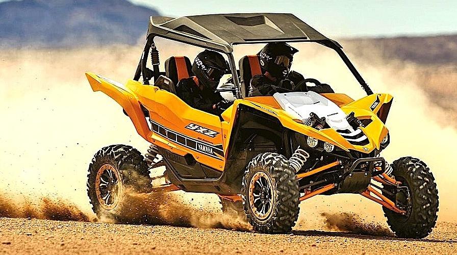 Yamaha YXZ1000R Hop-Up parts   UTV Action Magazine