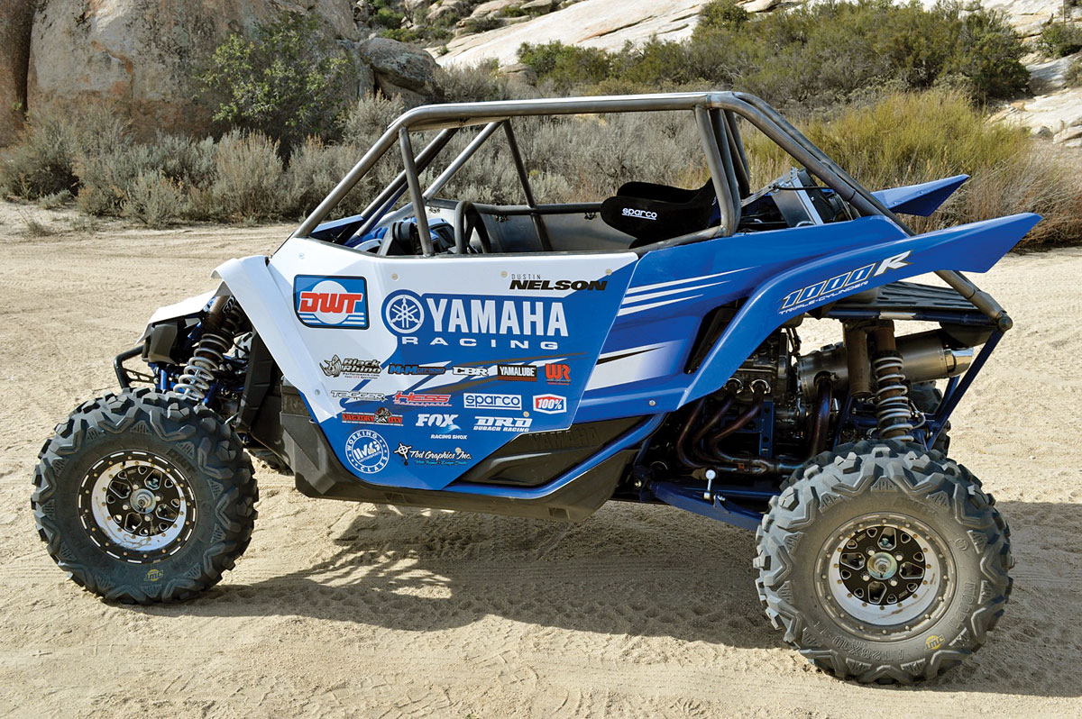 Project Dustin Nelson S Yxz1000r Utv Action Magazine
