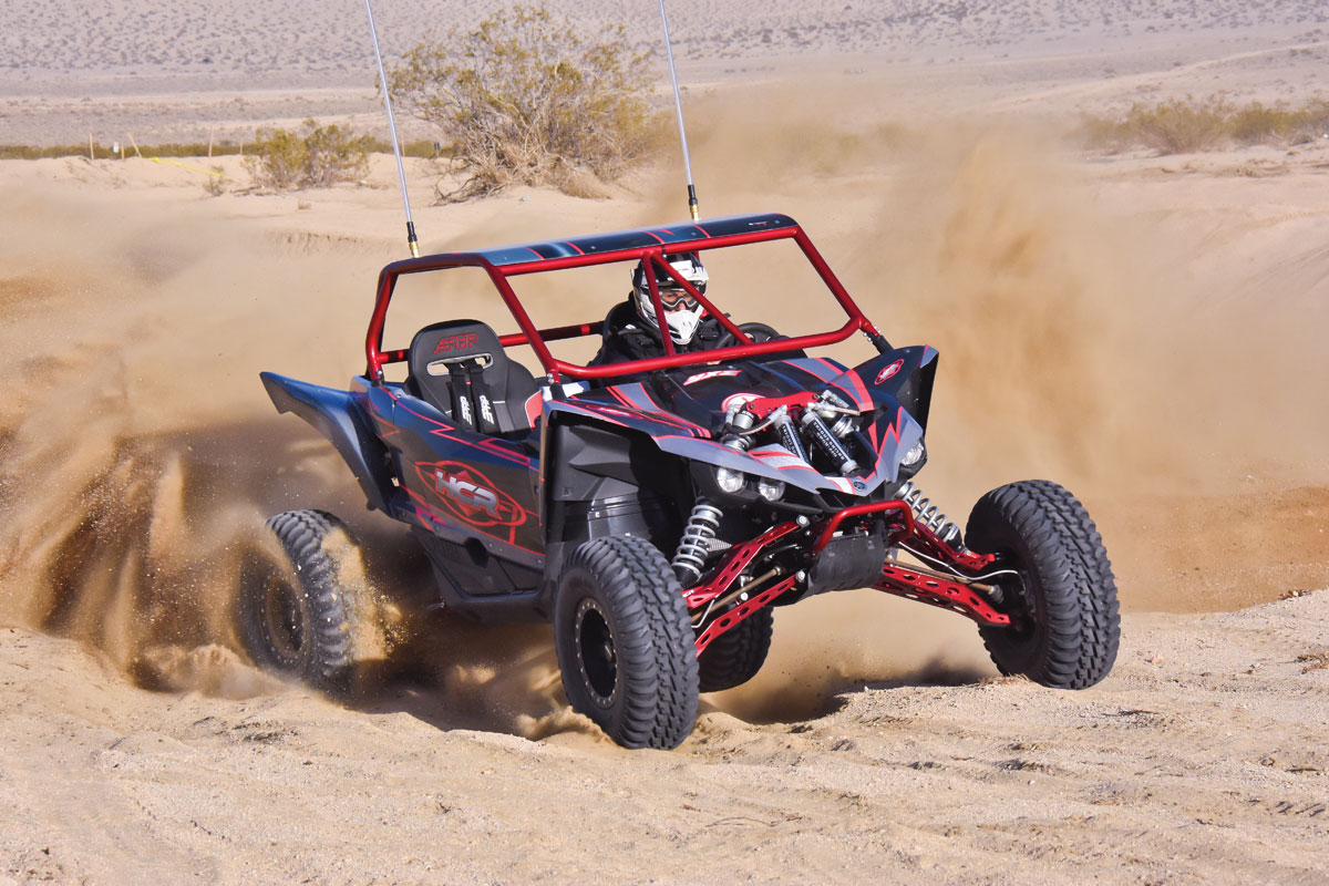TURBO YOUR YXZ1000R! | UTV Action Magazine