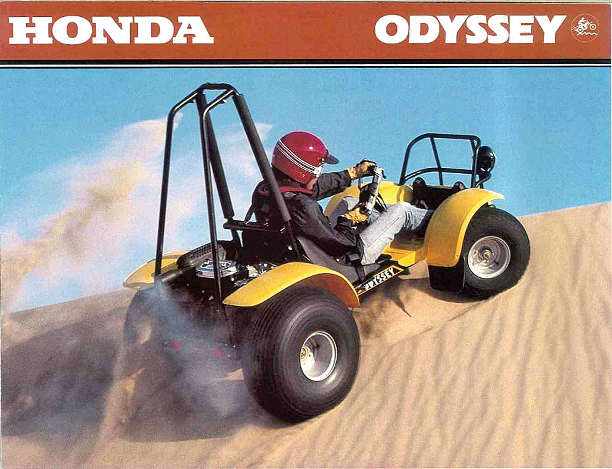 UTV Action Magazine – Honda Odyssey 250 Atv Wiring Diagram