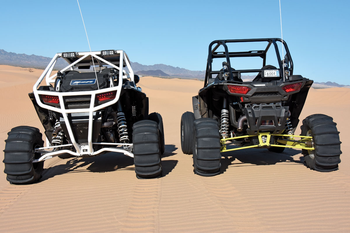 2016 POLARIS RZR XP TURBO vs  RZR XP 1000 | UTV Action Magazine