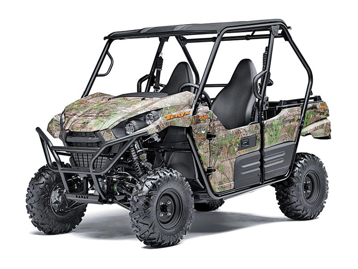 Kawasaki Teryx Base Model