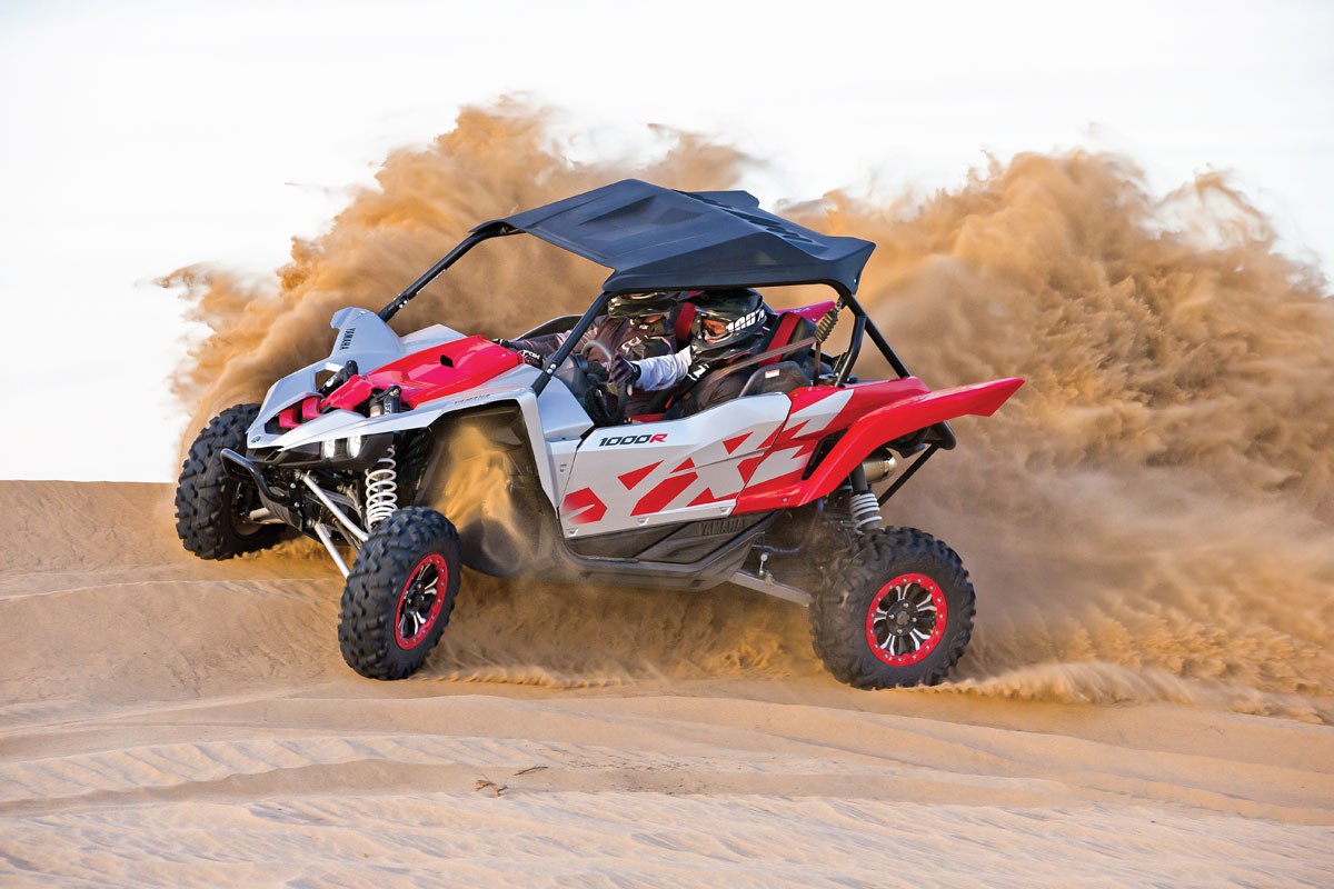 10 Things To Know About The Yxz1000r Utv Action Magazine