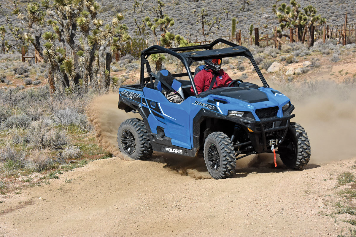 Polaris General 1000 >> Long Term Test Of The Polaris General 1000 Eps Premium Utv
