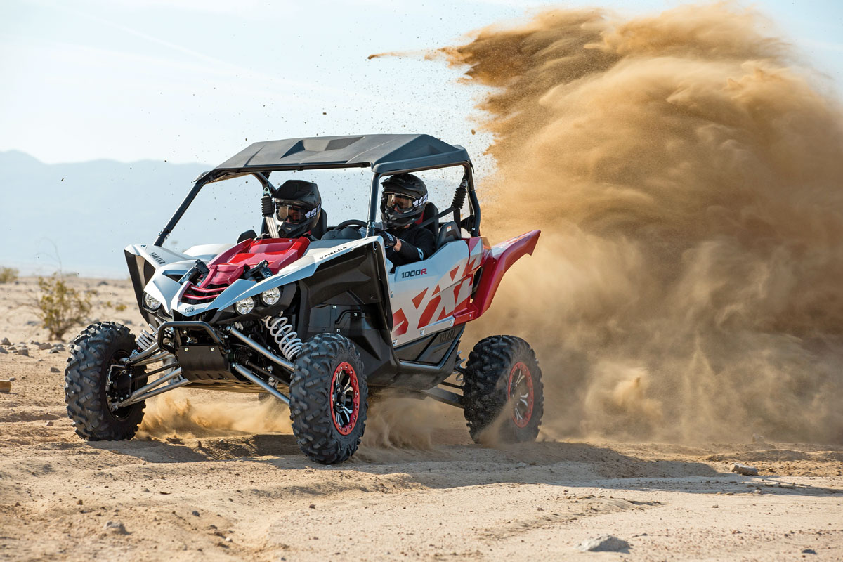 10 Things to know about the YXZ1000R | UTV Action Magazine