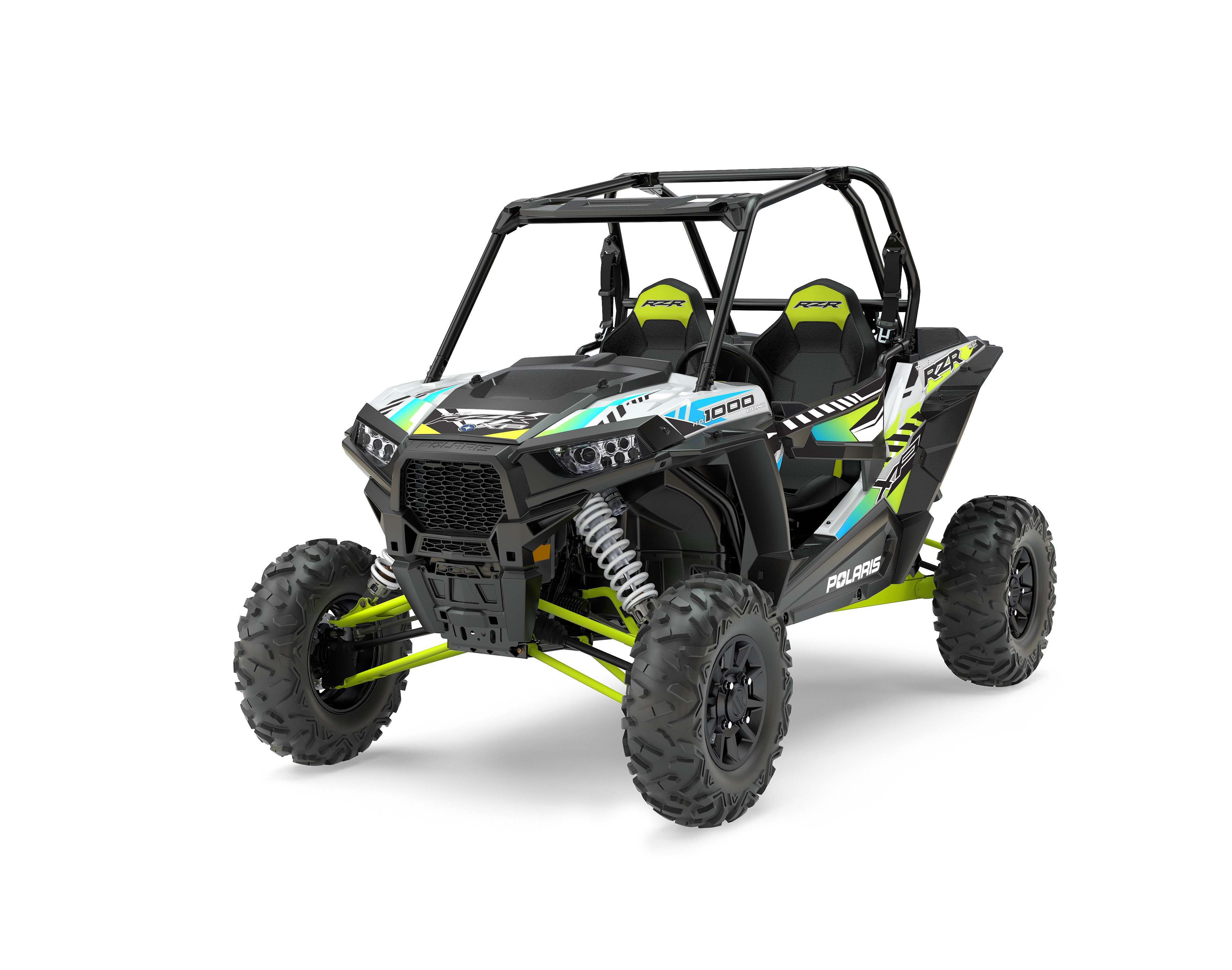 2017 Polaris Models Released New Long Travel Ace 4 Seat General And More