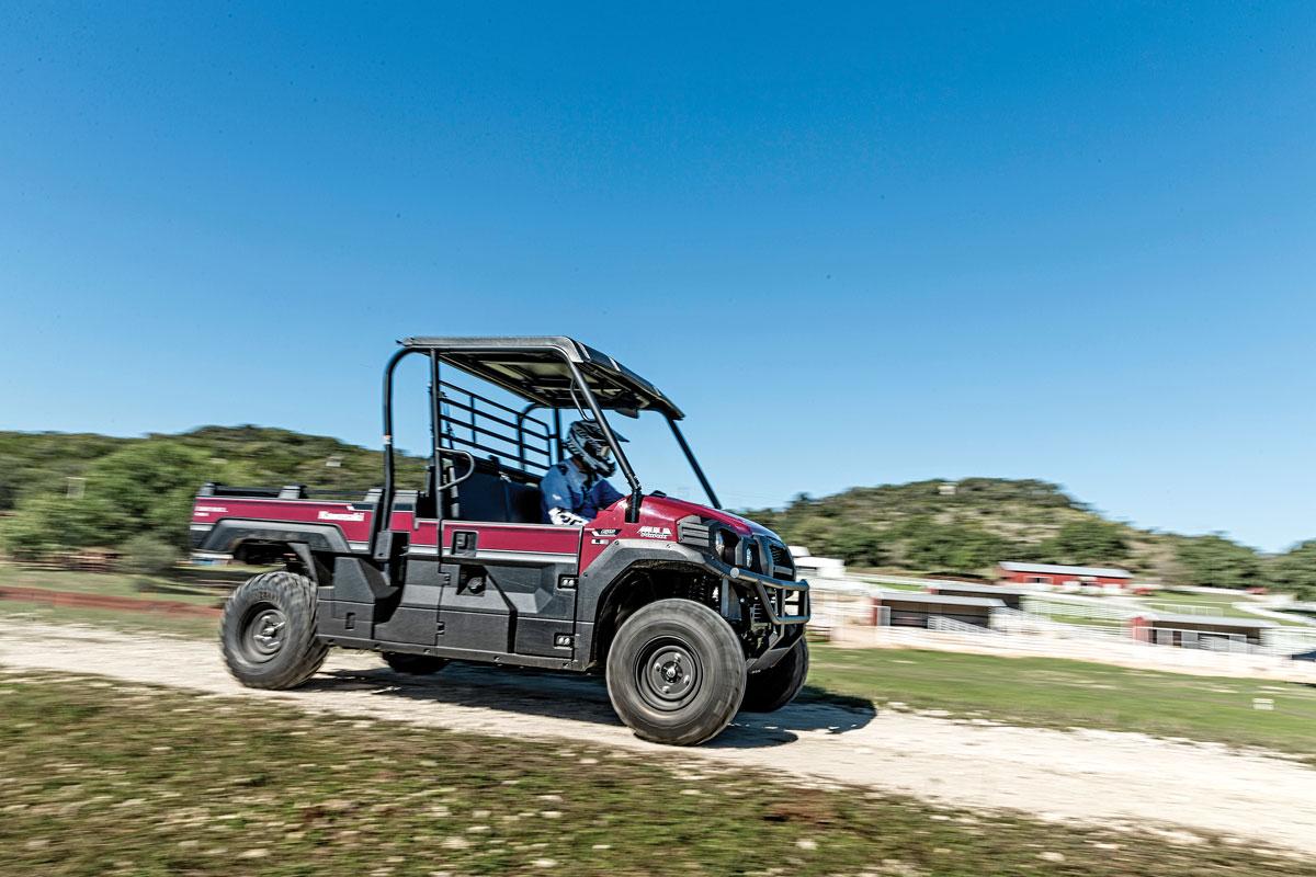 TEST: Kawasaki Mule Pro-DXT EPS LE Diesel | UTV Action Magazine