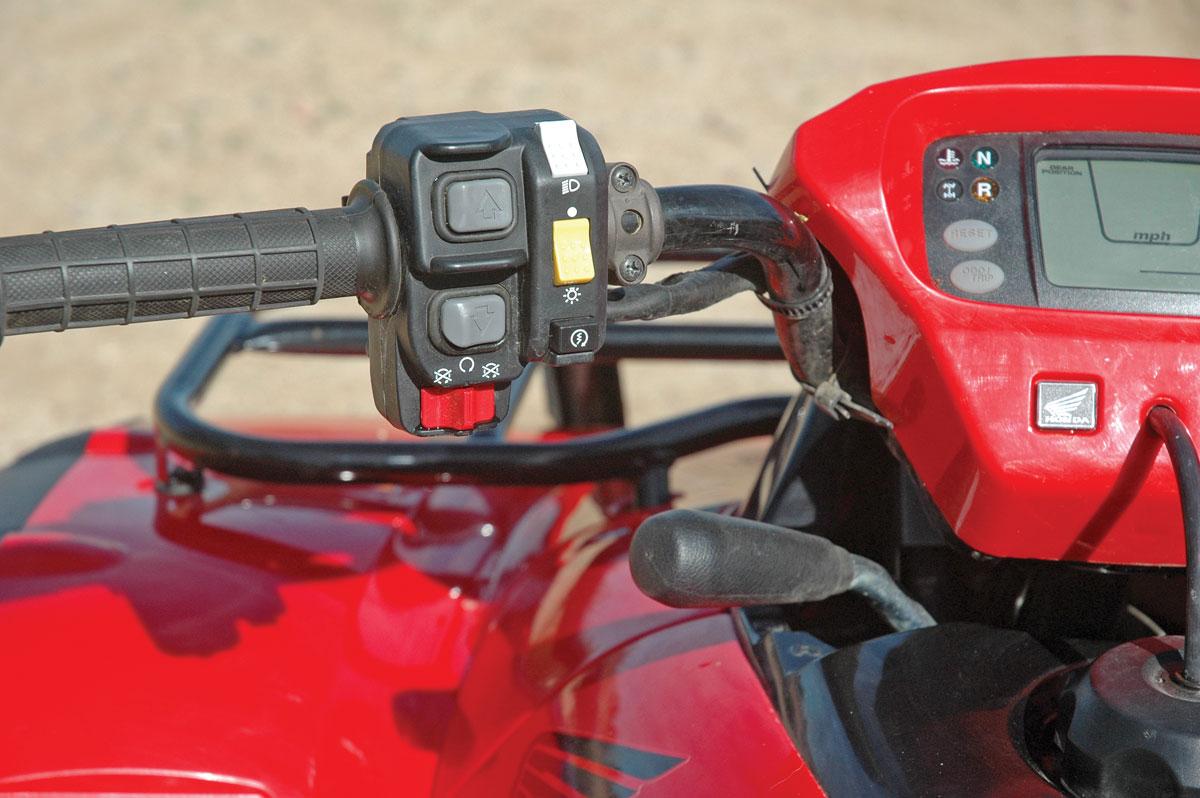 TEST: Honda Rincon 680 | UTV Action Magazine