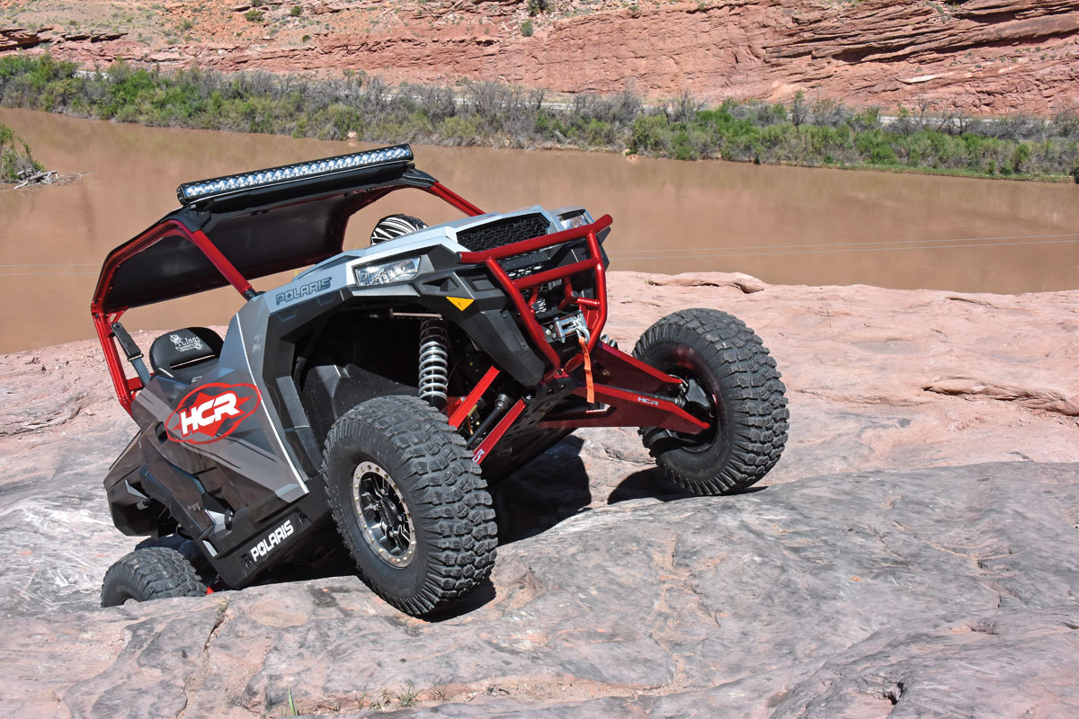 Polaris hit a bases-loaded home run with the all-new General 1000 EPS & PROJECT POLARIS GENERAL | UTV Action Magazine