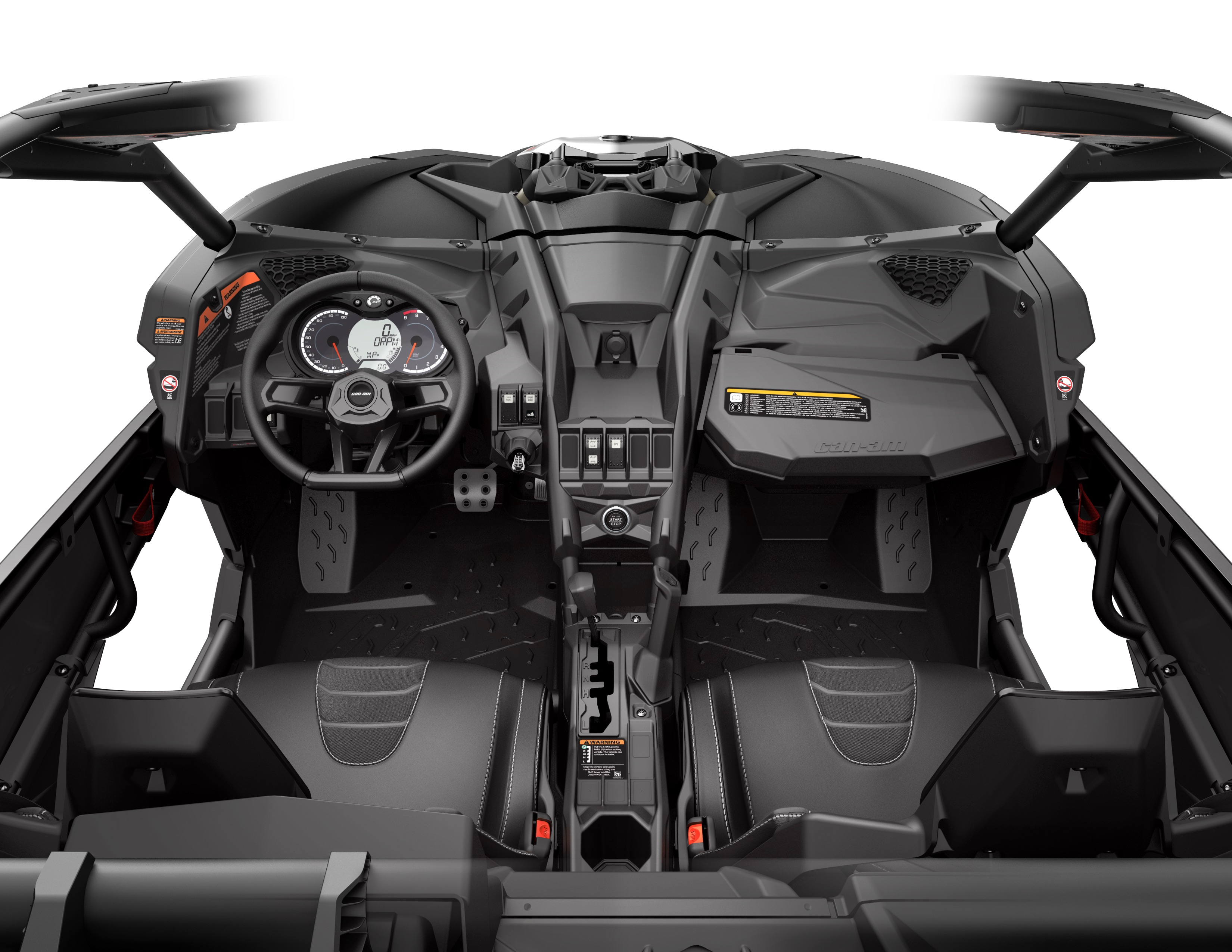 Polaris General 4 Seater >> Can-Am's Maverick X3 has been released! | UTV Action Magazine