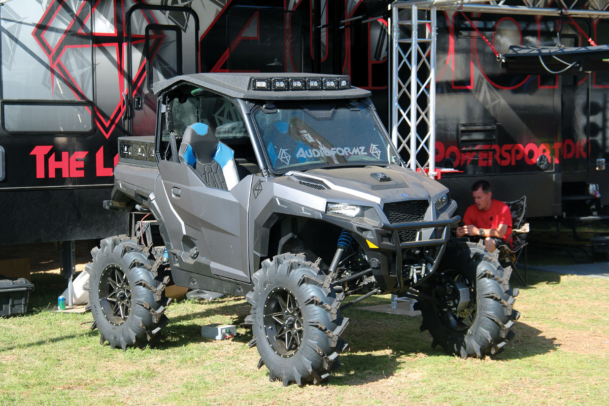 Blacked Out Rzr >> The BIGGEST mud event on the planet | UTV Action Magazine