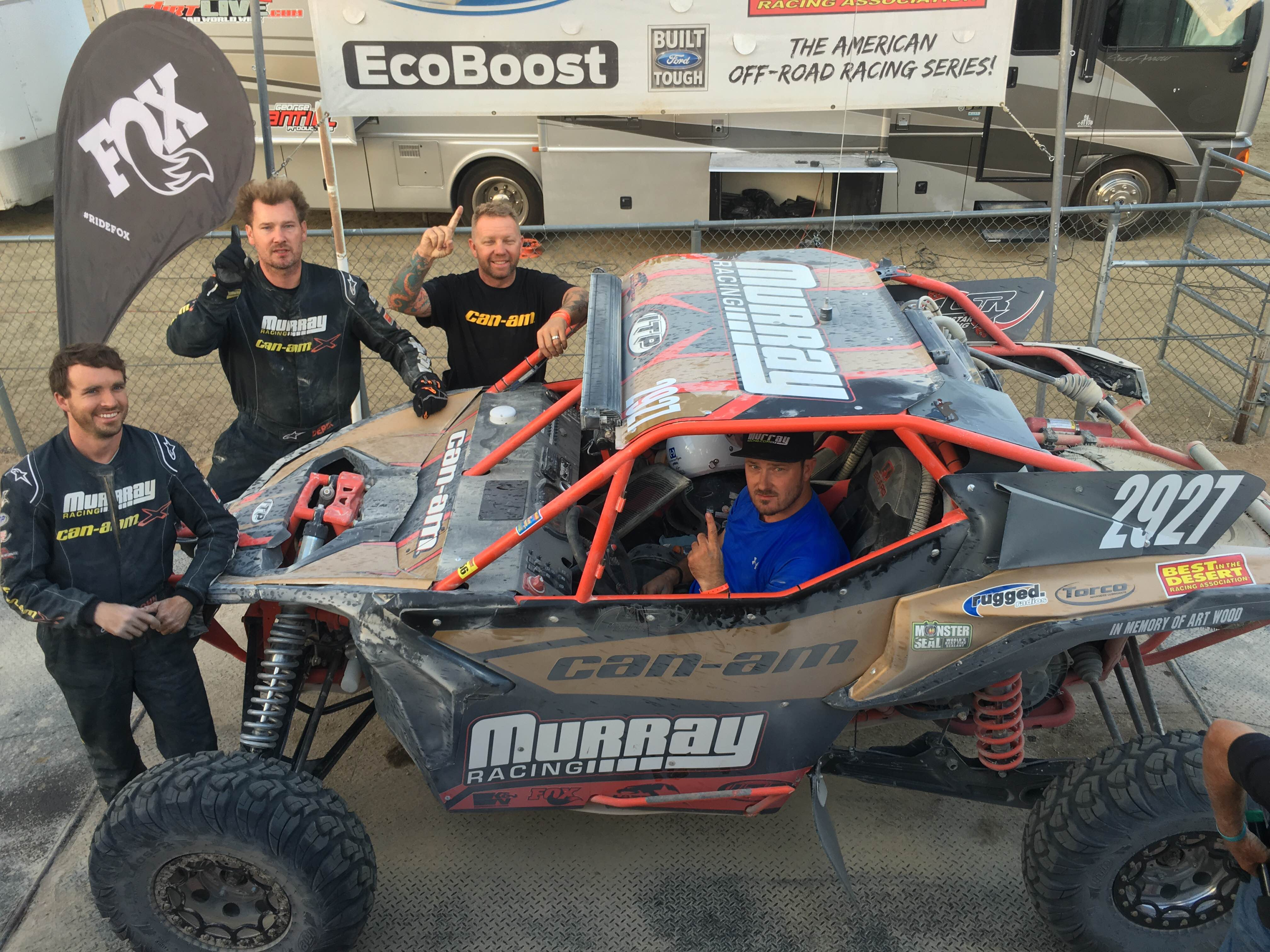 The New Can Am Maverick X3 Comes Out Victorious At Vegas