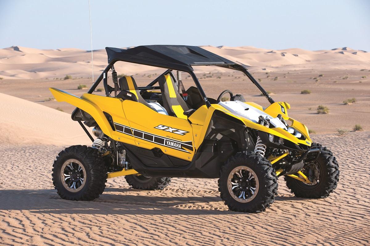 Test Yamaha Yxz1000r Special Edition Utv Action Magazine