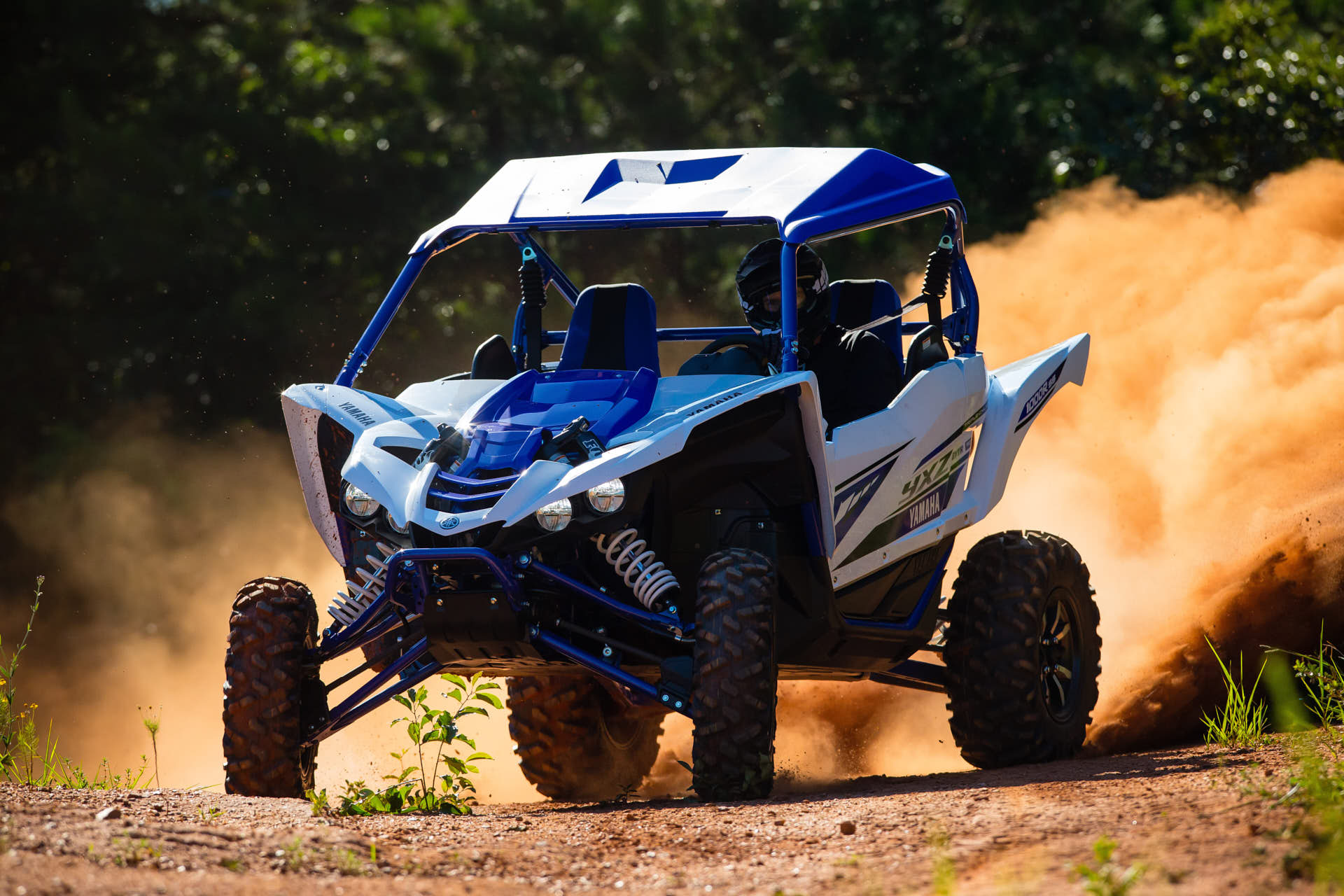 first test impression of the yxz1000r sport shift utv action magazine rh utvactionmag com Are NASCAR's Manual or Automatic manual vs automatic for off road