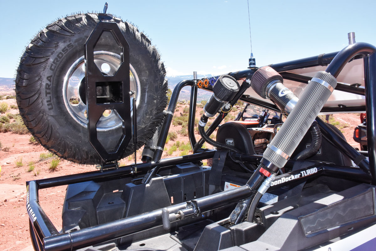 PROJECT: Rugged Radio's Baja RZR | UTV Action Magazine
