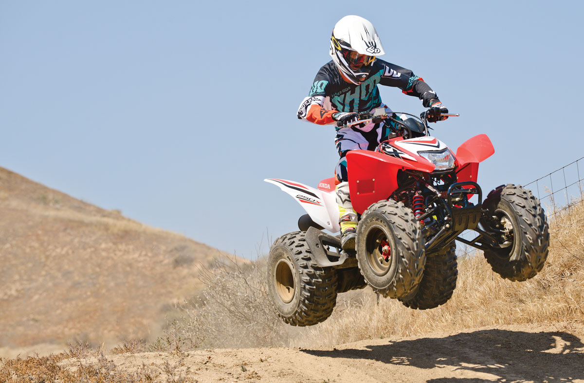 Peachy Atv Test 2017 Honda Trx250X Utv Action Magazine Gmtry Best Dining Table And Chair Ideas Images Gmtryco
