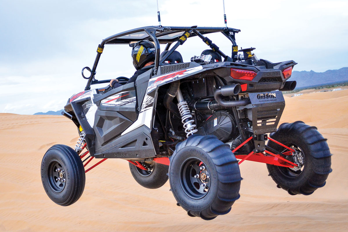polaris rzr xp 1000 exhaust buyer 39 s guide utv action. Black Bedroom Furniture Sets. Home Design Ideas