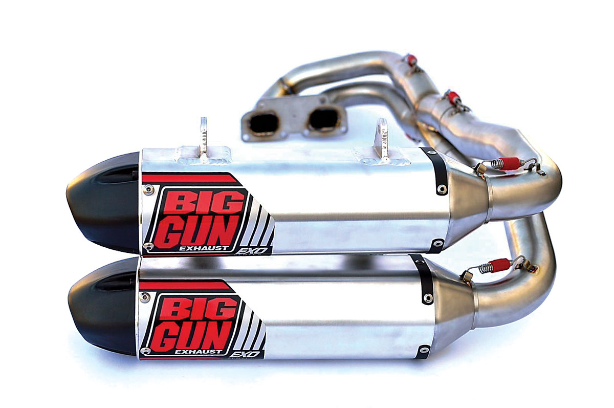 Polaris RZR XP 1000 Exhaust Buyer's Guide | UTV Action Magazine