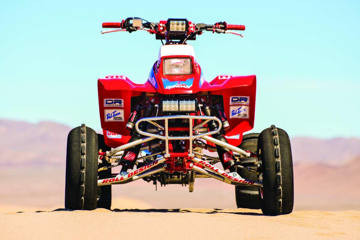 trx250r spark plug
