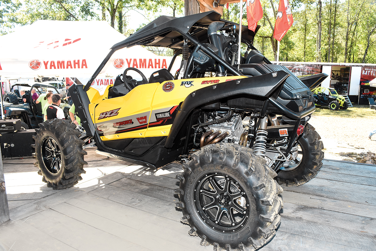 15 Inch Tires >> UTV Action Magazine | FEATURE BUILD: GYTR YXZ1000R