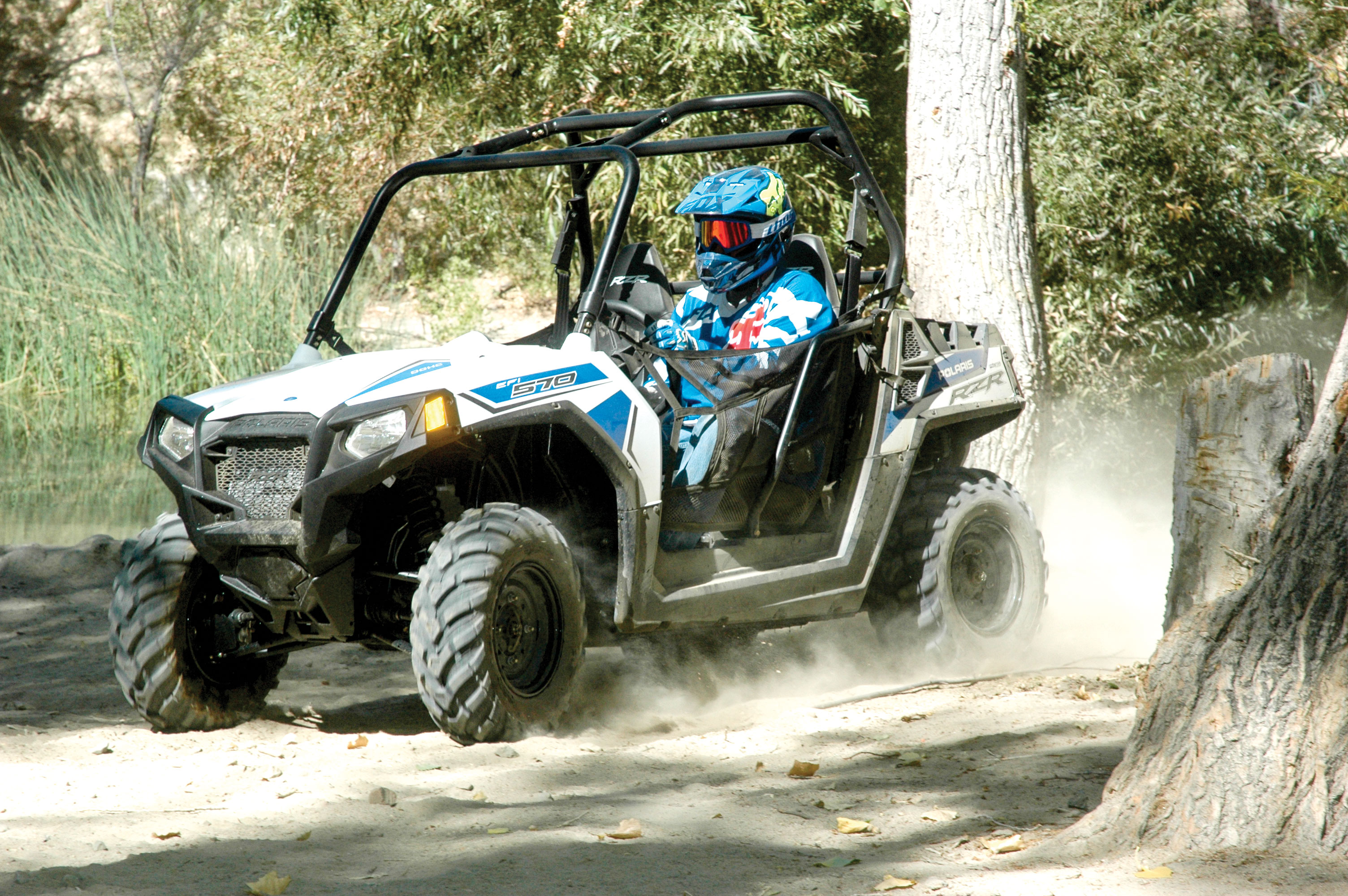TEST: POLARIS RZR 570 – UTV Action Magazine