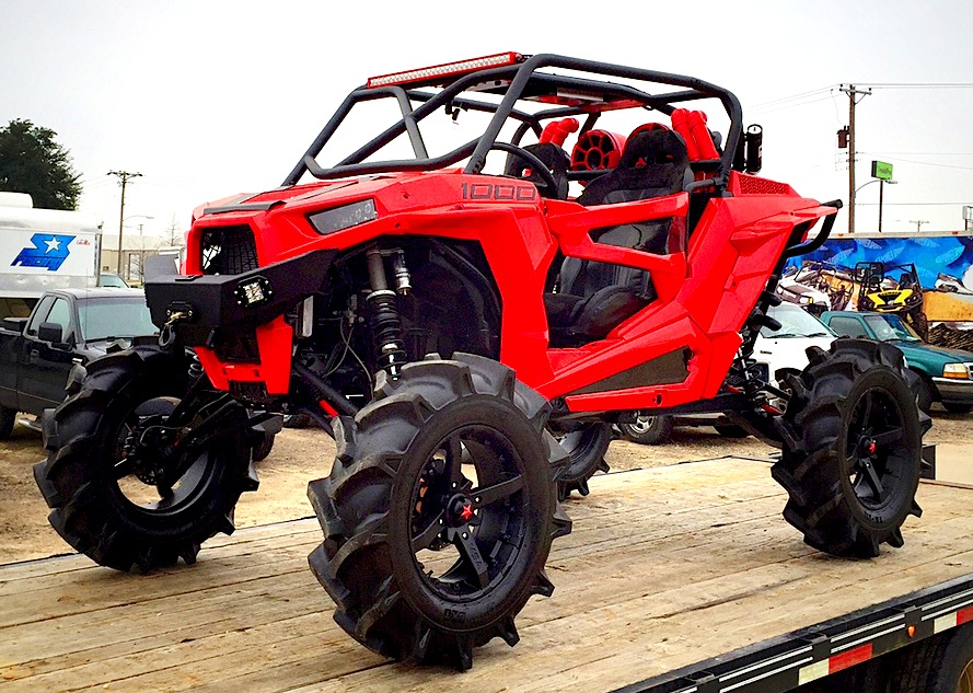 utv action magazine project machines