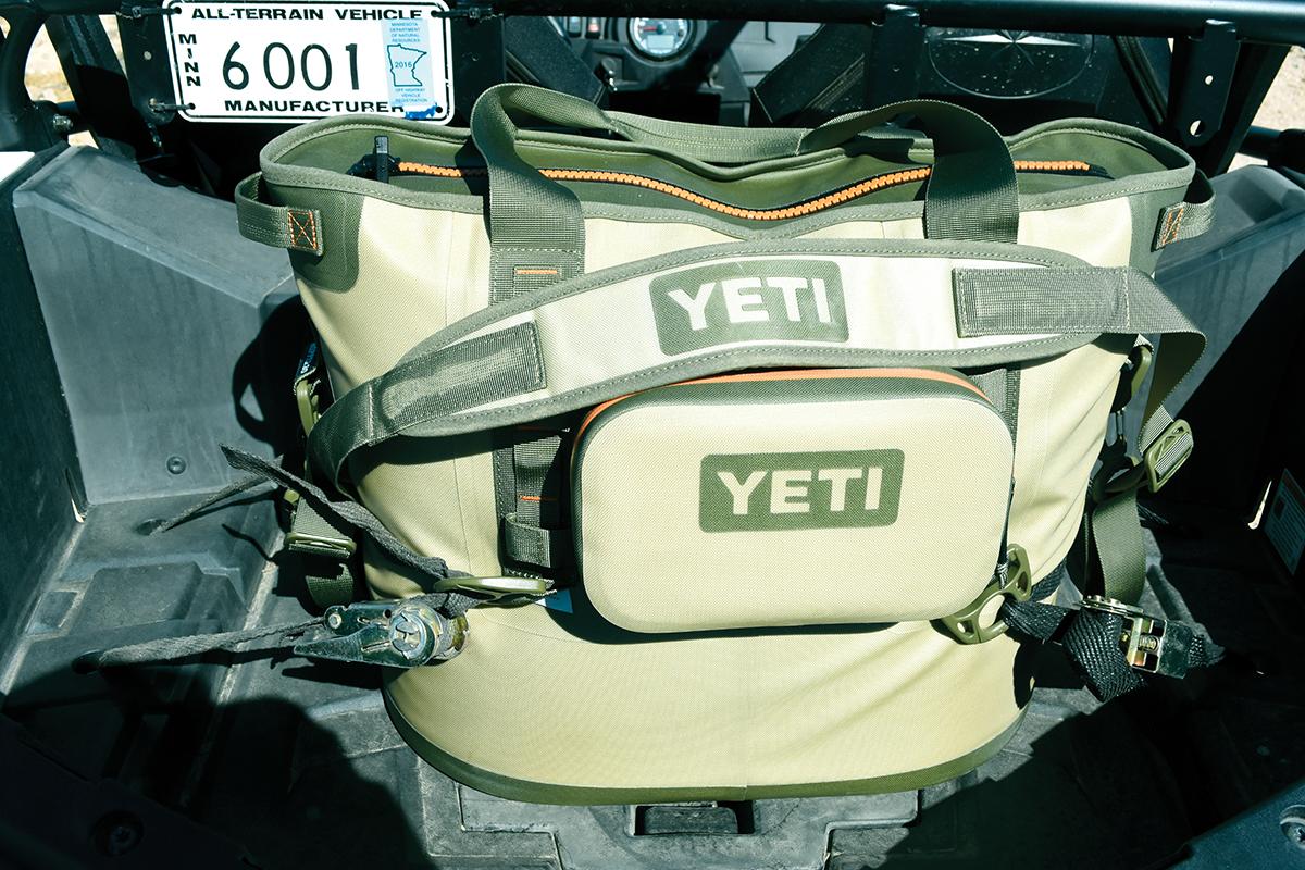 PRODUCT: YETI HOPPER 30 SOFT COOLER | UTV Action Magazine