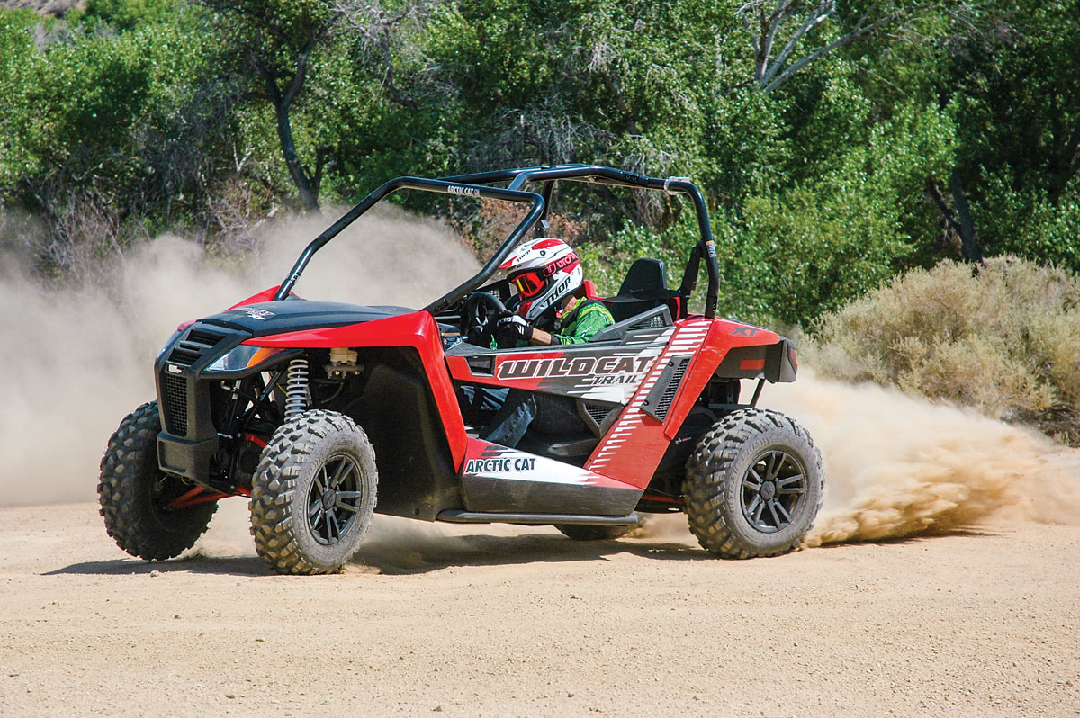 Utv Arctic Cat