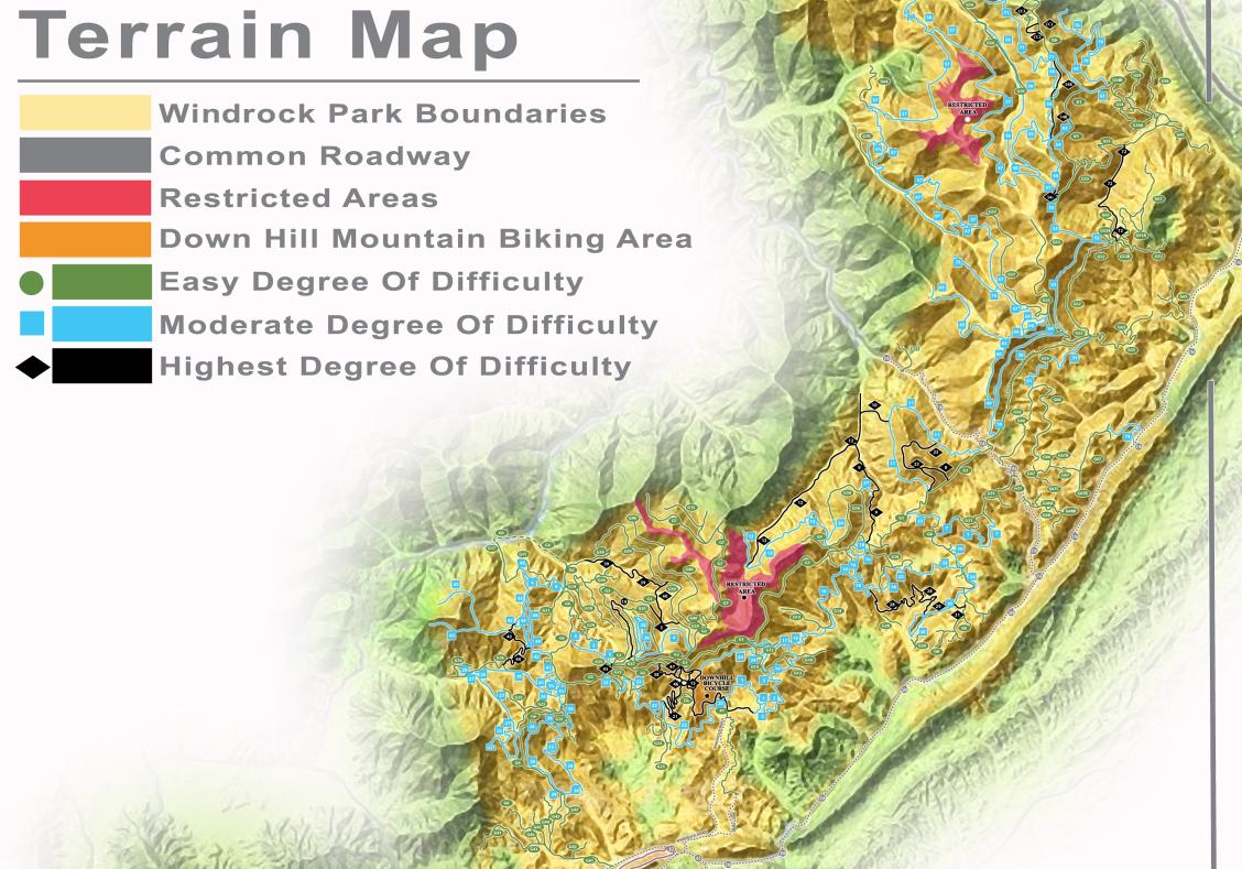 windrock map