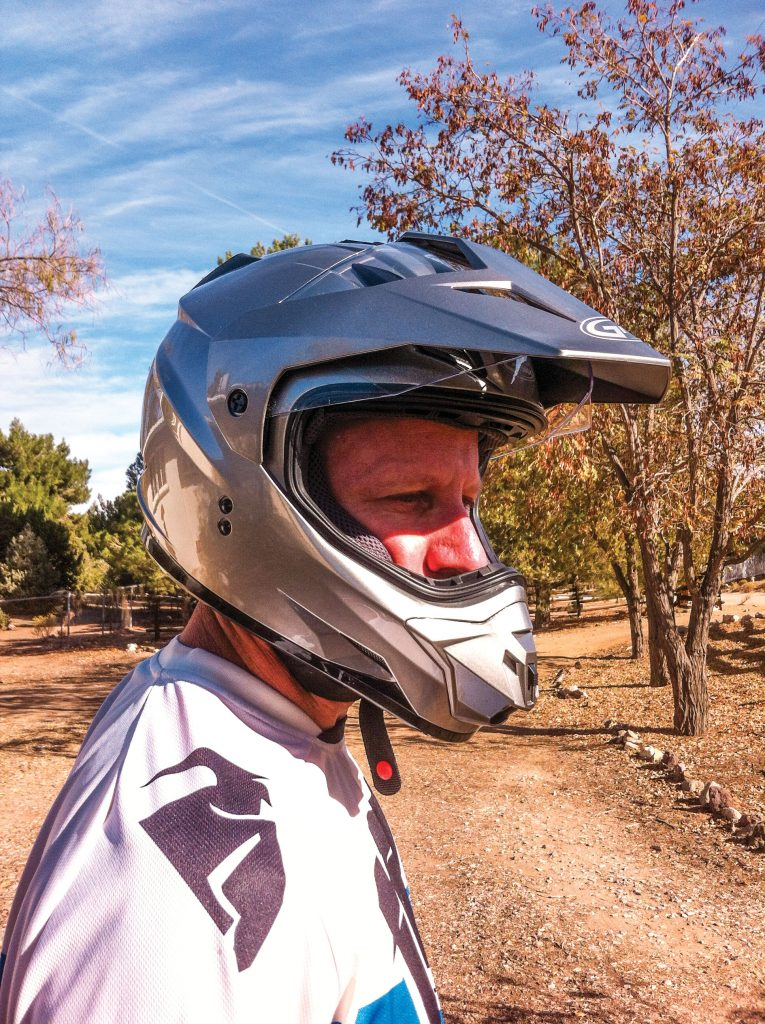 Helmets with visors and face shields are becoming very popular with UTVers, because they work so well for riding the vehicles we enjoy, and the GMax G11 is the most affordable helmet of its kind we've tested so far.